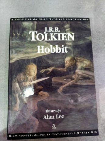 Hobbit wydawnictwo Amber - twarda oprawa