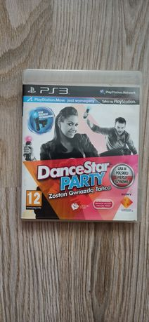 Dance Star Party ps3 playstation3 gra move