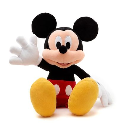Peluche Mickey 45cm (Portes Incluídos)