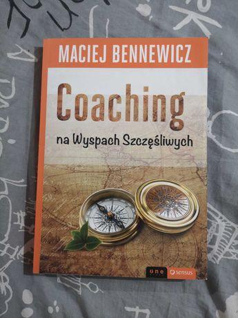 Coaching na Wyspach Szczęśliwych - M. Bennewicz