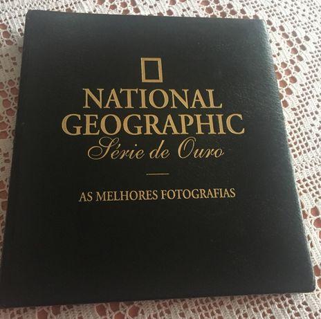 Livro de fotografia National Geographic série de ouro