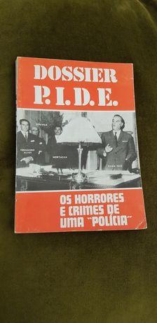 Livros sobre a P.I.D.E. / REVOLUÇÃO 25 Abril / 28 de Setembro
