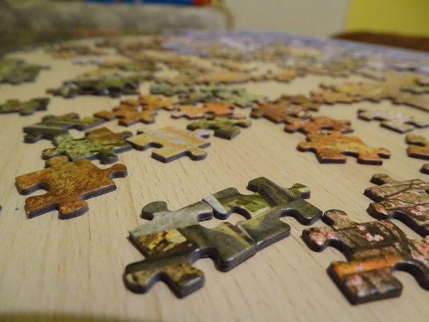 Układam puzzle ułożę puzzle