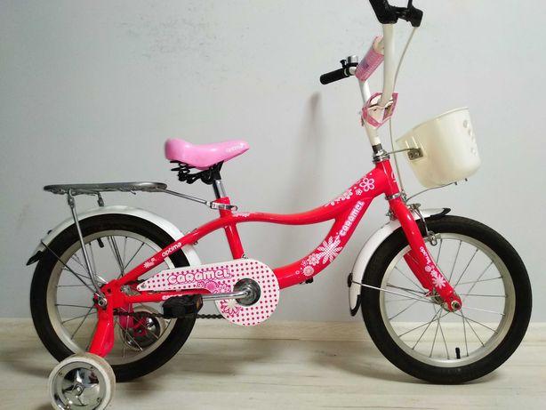 Велосипед Optima 4-6 лет