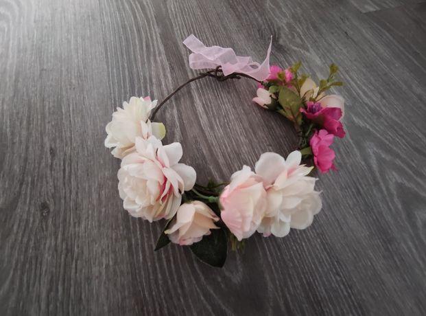 Wianki z Kwiatów dla Mamy i Córki