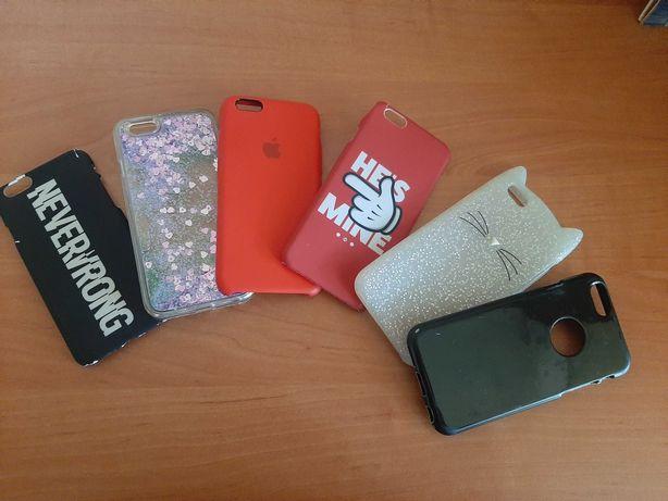 Iphone 6 etui 6 sztuk