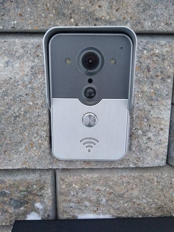 Wideodomofon Wi-Fi lub LAN do Smartfon