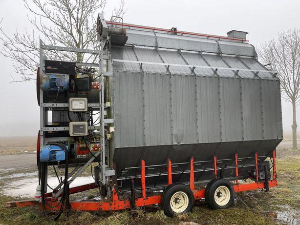 Suszarnia Automatyczna FARM FANS - Gazowa 5 ton/godzine kukurydzy