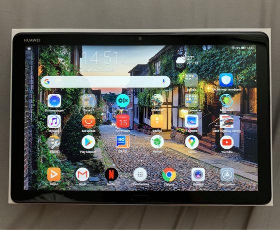 Планшет HUAWEI MediaPad M5 lite 10 RAM 4 Gb 64Gb