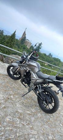 Moto goes 125 nk leopard