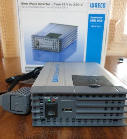 Инвертор (преобразователь) WAECO SinePower MSI 212 (12В-220 В, 150 Вт)