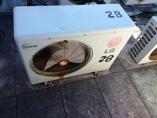 Ar condicionado LG Inverter para peças