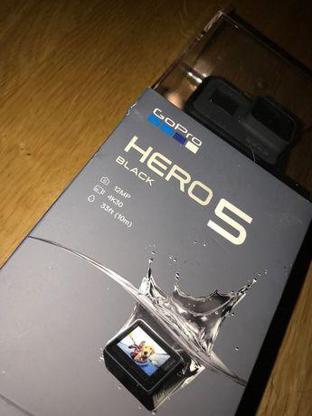 Kamera GoPro hero 5 Black . Nowa nieużywana Okazja