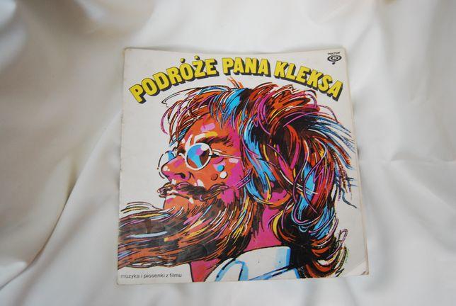 AKADEMIA PANA KLEKSA-muzyka i piosenki.Książeczka z winylu 1983