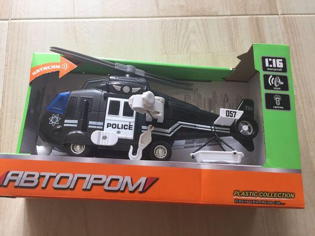 Іграшковий вертоліт