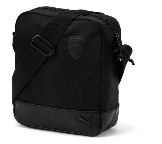 PUMA Ferrari Lifestyle Portable Bag * Listonoszka, raportówka * NOWA