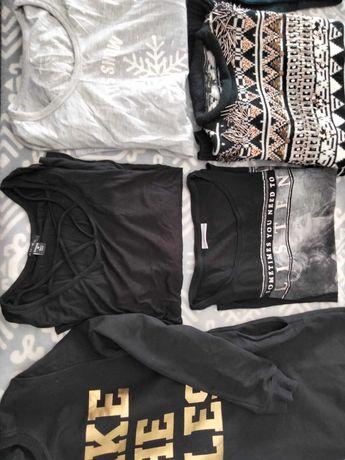Zestaw ubrań markowych r M