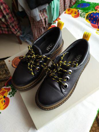 Туфлі на поліуретановій підошві