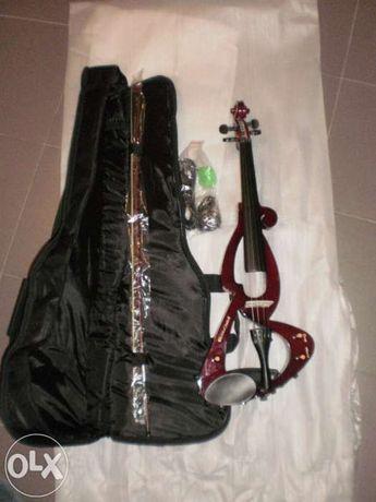 Violino elétrico novo vàrias cores à escolha
