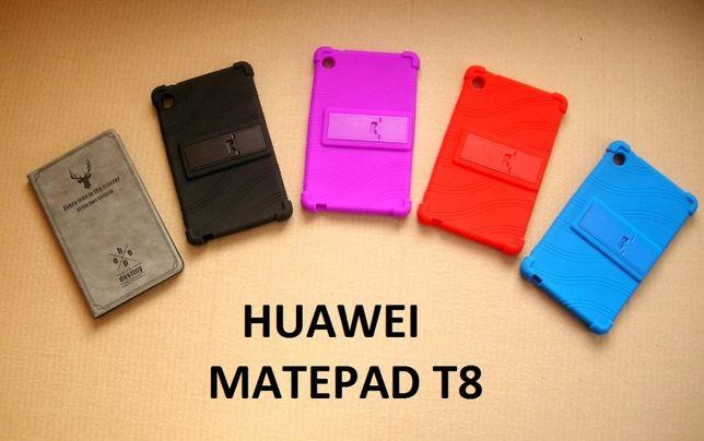 Безопасный защитный чехол на силиконе Huawei Matepad T8 KOB2 L09, W09