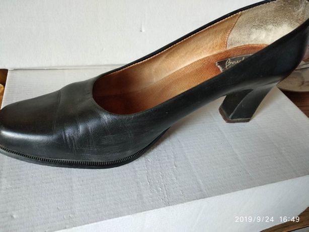 Туфли, натуральная кожа, классические, 40 размер