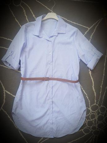Koszula/tunika w paski