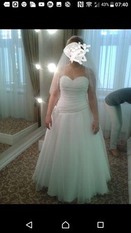 suknia ślubna Elizabeth Passion model E-2467T r.44