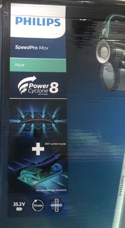 Philips Power Cyclone 8 -gwarancja