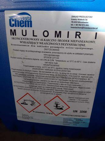 Mulomir I preparat alkaiczny niepianowy