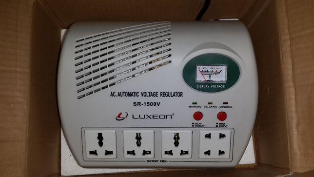 Стабилизатор напряжения LUXEON SR-1500V