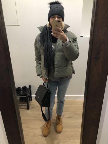 Zimowa kurtka Zara rozm M