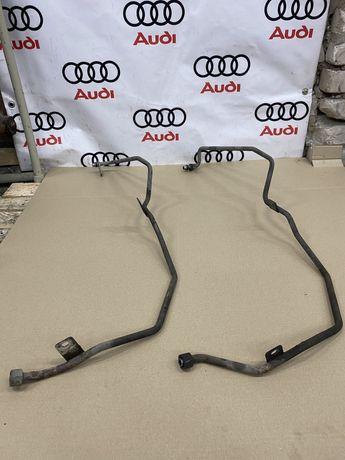 Трубка  охлаждения АКПП Audi A4 B8 A5 Q5 8R0317817AA 8R0317818AA