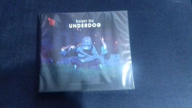 Kacper hta - Underdog (CD) folia