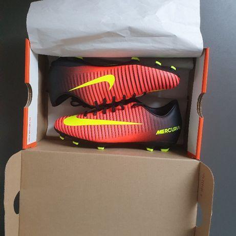 Nowe buty korki 36 Nike Jr. Mercurial Vapor FG 37 35