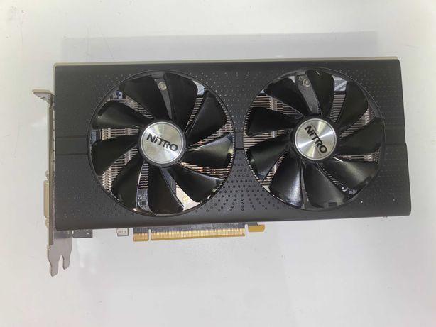 Видеокарта Sapphire NITO+ 480 8gb Radeon Rx gddr5