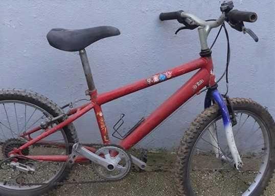 Bicicleta Antiga para Criança - projeto para restauro
