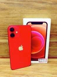 Iphone 12 mini 128gb Vermelho