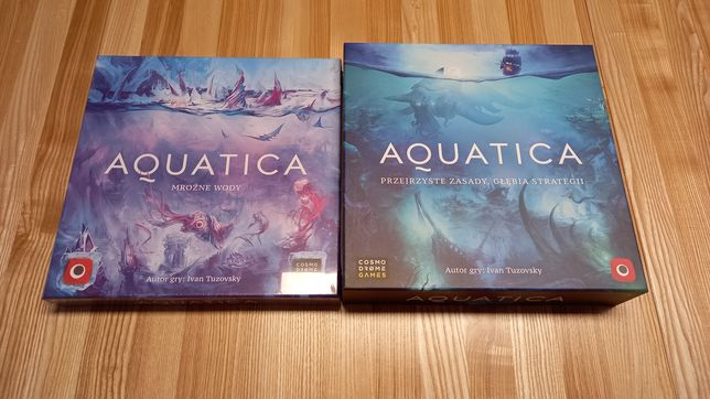 Aquatica + dodatek Mroźne Wody
