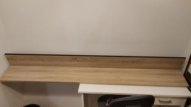 Półka dąb Sonoma 180 cm