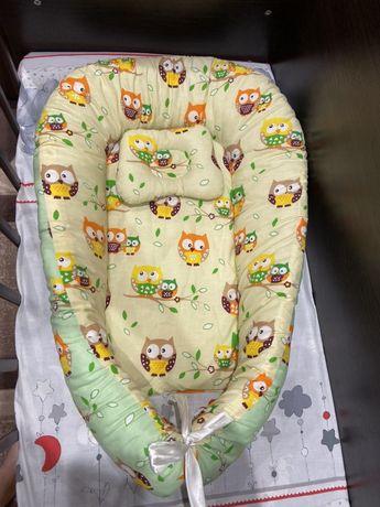 Кокон или гнездышко для сна младенца
