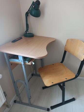 Парта и стул Растишка для школьника