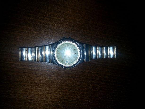 zegarek z logo Omega Constellation - używany, stan idealny