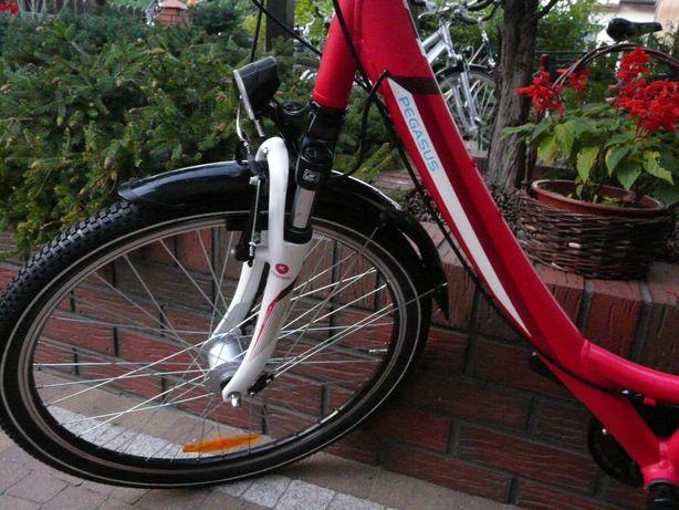 "Rower PEGASUS Avanti 26"" - stan wzorowy, Bardzo ładny"