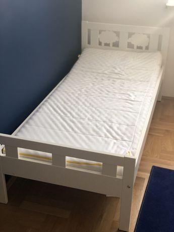 Łóżko dziecięce 160x70 + GRATISY