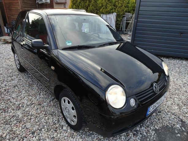Vw Lupo Benzyna 1,0