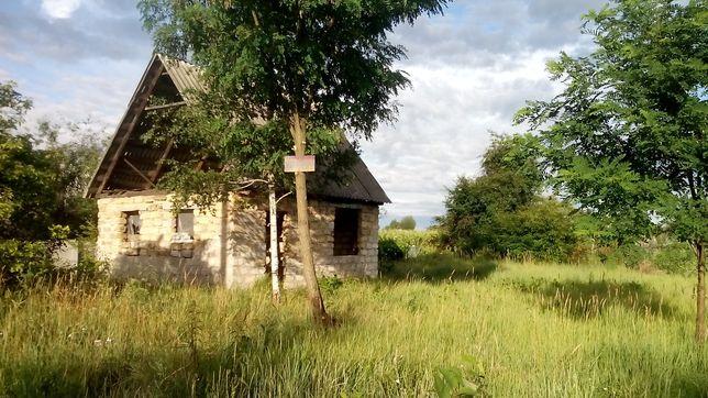 Продам дом недострой с  выходом на хвойный лес