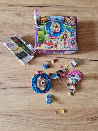 Lego Friends 41383 plac zabaw dla chomików chomiczków Olivii