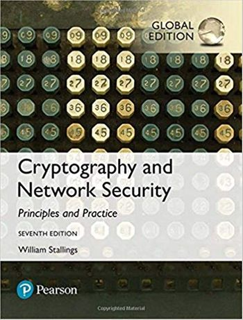 Cryptography and Network Security by Stallings ДЕШЕВЛЕ ЧЕМ НА amazon