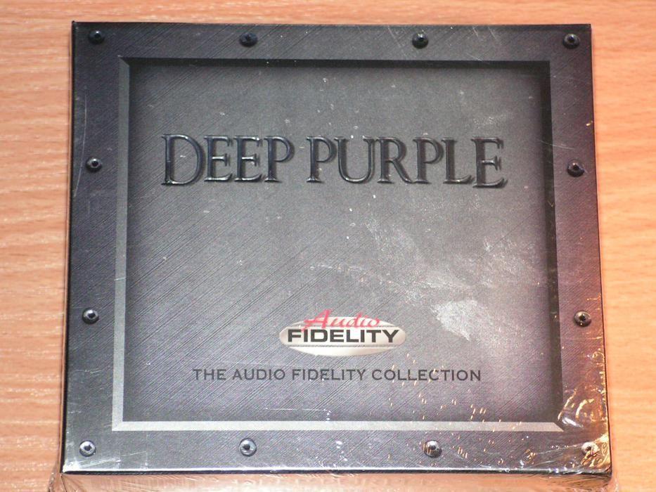 Audio Fidelity gold cd i SACD NOWE w fabrycznej folii