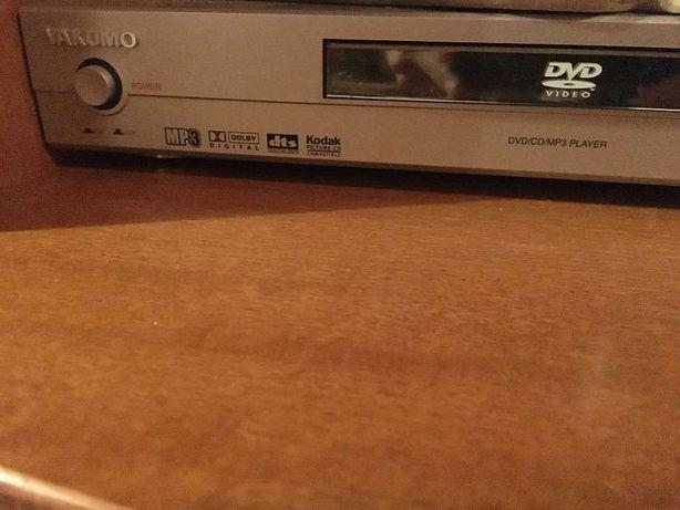 Leitor DVD Yakumo